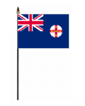 New South Wales Hand Flag - Small.